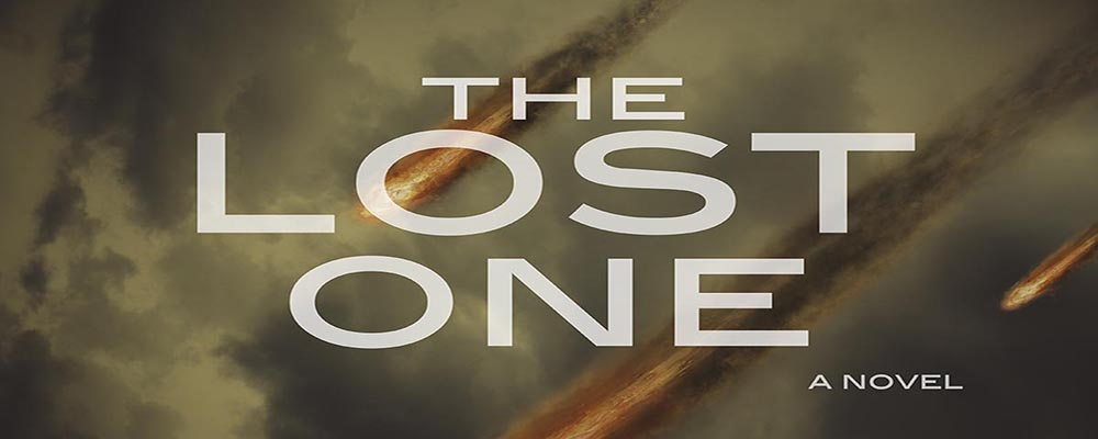 Cover Reveal for The Lost One